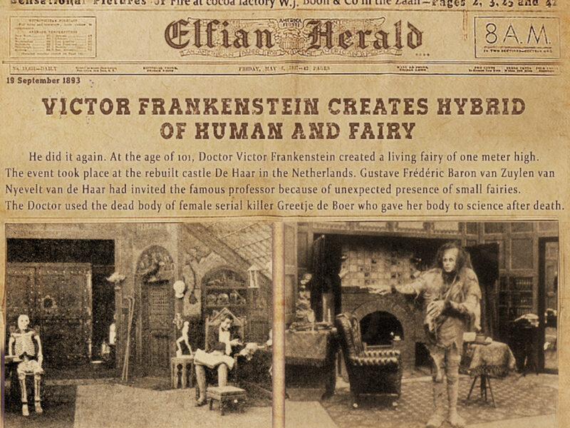 Doctor Victor Frankenstein