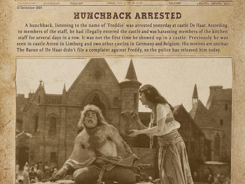Hunchback Freida